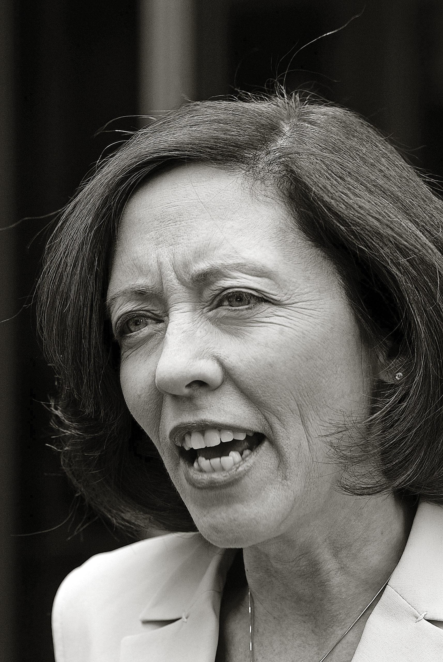 Junior United States  Senator from Washington, Maria Cantwell